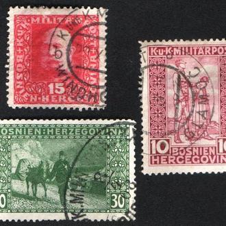 Босния и Герцеговина (1906-16) Австро-венгерская администрация