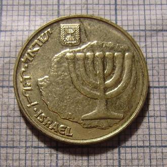 Израиль, 10 агорот (2)
