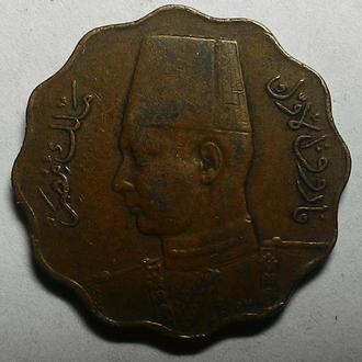 Египет 5 миллим 1943 год СОСТОЯНИЕ!