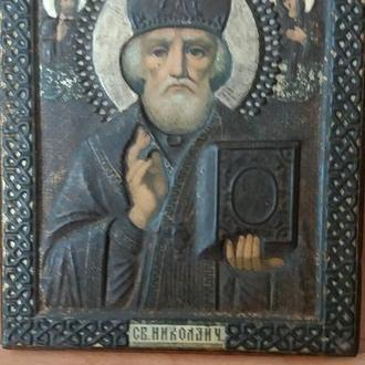 Икона Св Николая Чудотврца
