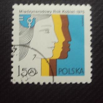 Польша гаш. 1975г.