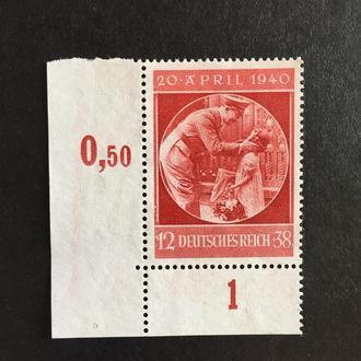Германия 3-Рейх 1940 г.