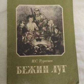 """Книга """"Бежин луг"""" Иван Тургенев"""