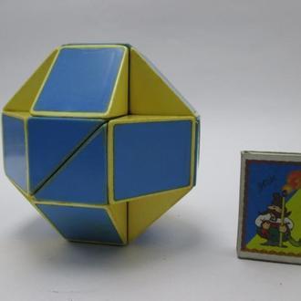 Игра головоломка змейка Рубика СССР