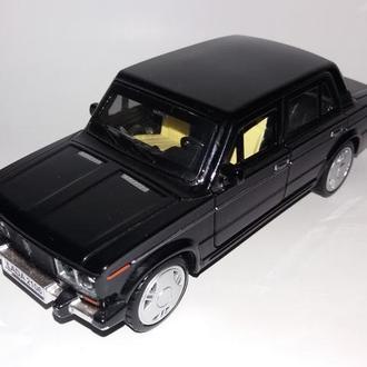 Масштабная модель Lada 2106 1:32