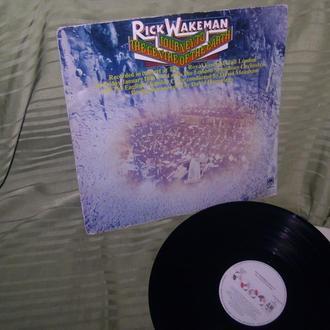 Rick Wakeman  JOURNEY TO THE CENTRE..'74  A & M  RTB Yugosl.  VG ++ / VG ++