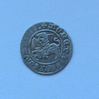 полугрош 1513 г Сигизмунд I Старый,  Литва, Вильно (C26)
