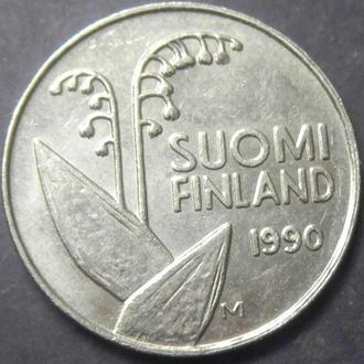 10 пенні 1990 Фінляндія