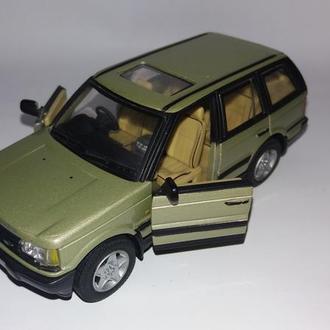 Range Rover 4.6 HSE Cararama
