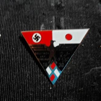 Третий рейх союз Германии и Японии