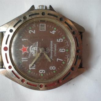 часы Восток Командирские рабочий баланс 020426