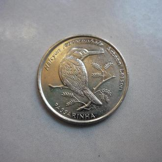 Кабо-Верде 10 эскудо 1994 фауна