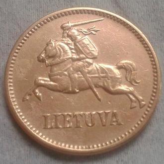 5 ЦЕНТОВ,1936 г.,ЛИТВА