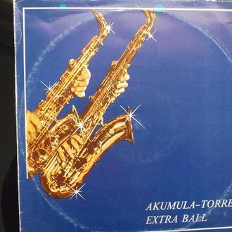 Jazz. Extra Ball,Akumula-Torres.1983.Польша. yg+/nm