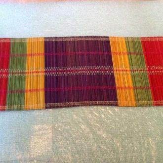 Бамбуковый коврик для суши СССР 1970