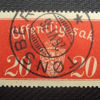 Норвегия 1933г.