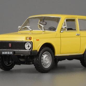 ВАЗ 2121 Автолегенды СССР №12
