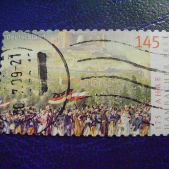 Германия. Банкет мая в Замке Hambach (1832)
