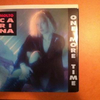 MOLTOCARINA - ONE MORE TIME 12 дюймов сингл итало бит проекта!