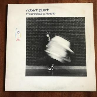 LP Robert Plant ‎( Led Zeppelin )   The Principle Of Moments  OIS