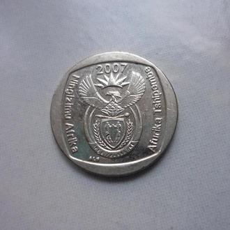 ЮАР 1 рэнд 2007 фауна