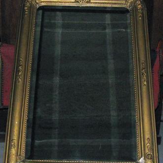 Старинное Венецианское зеркало Барокко Людовик XIV-ХV Раритет Клеймо дата и подпись мастера 1708 г