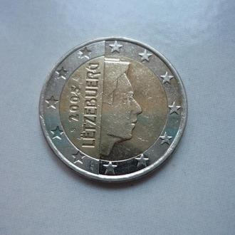 Люксембург 2 евро 2005