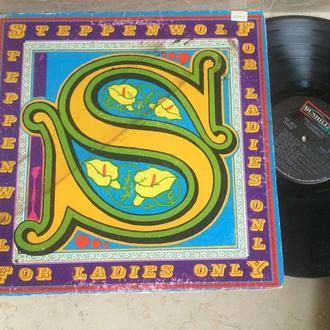 Steppenwolf – For Ladies Only ( USA  ABC/Dunhill Records – DSX 50110 ) LP
