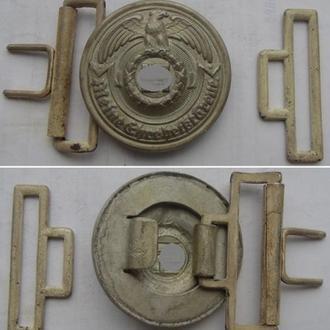Офицерская ременная пряжка SS. копия