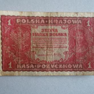 1 марка Польща