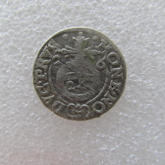 монета средневековья 1626 г. №2