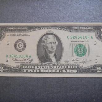США 2 доллара  1976 С (Филадельфия) C 32458104 A