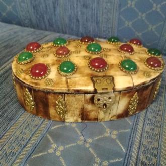 шкатулка для женских украшений