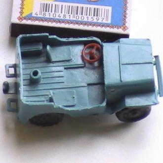 Автомобиль модель Машинка Джип Германия