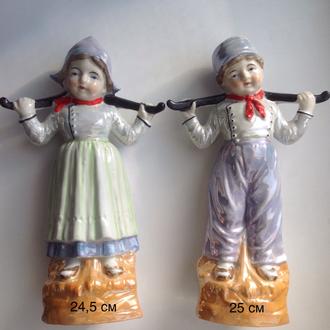 Дети Heubach Bros. Germany 1882-1940