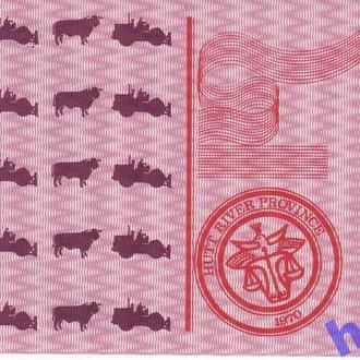 Хатт Ривер 50 центов 1970. Австралия. Редкая! UNC