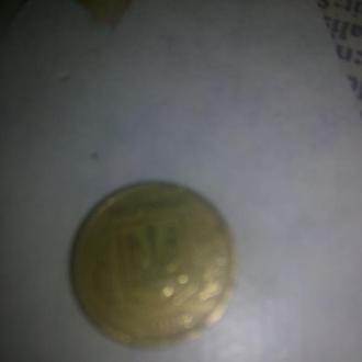 Монета Украины 1992