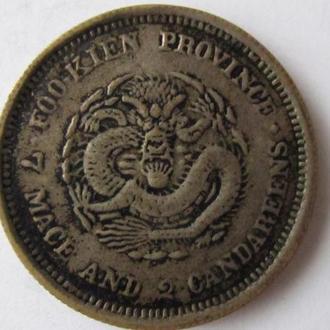 Монета Китай ( копия)