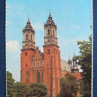 ПОЛЬША. Познань. Poznań . 1978