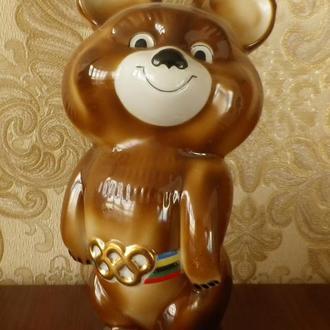"""Статуэтка """"Олимпийский мишка"""" 21,5 см Сумы"""