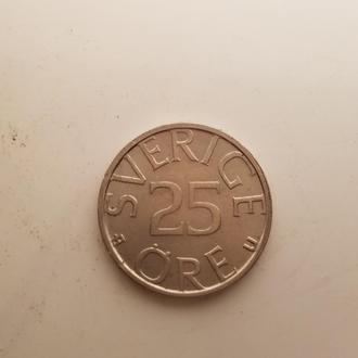 Швеция 10 эре 1981 год