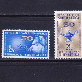 GB ЮАР / RSA 1964 г MNH -