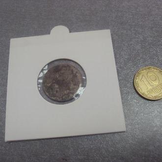 монета германия пруссия 3 гроша 1783 серебро №1118