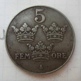 ШВЕЦИЯ. 2 эре 1944 года.