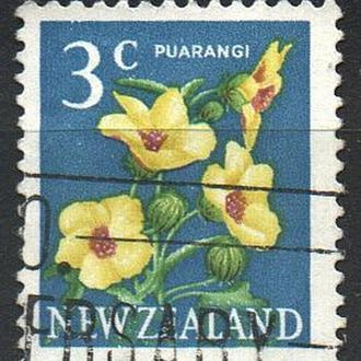 1967 - Новая Зеландия - Стандарт - Флора 3 Mi.460
