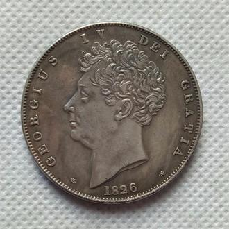 «Георг IV Крона 1826 год Англия»