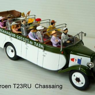 Автобус-Citroen T23RU Chassaing