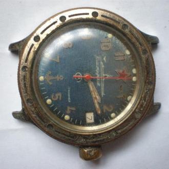 часы Восток командирские рабочий баланс 141218