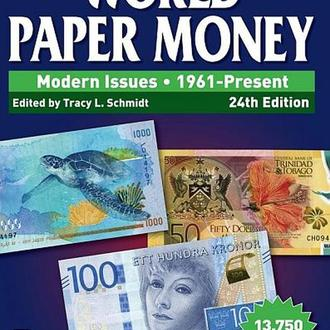2018 - Krause - Банкноты мира с 1961 - 24 ред. - на CD