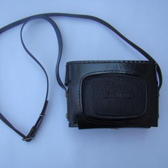 Фотоаппарат Смена 8М с футляром.